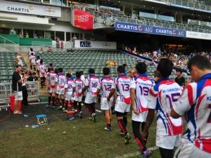 KL Saracens Representative Team 2012