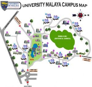 UM map