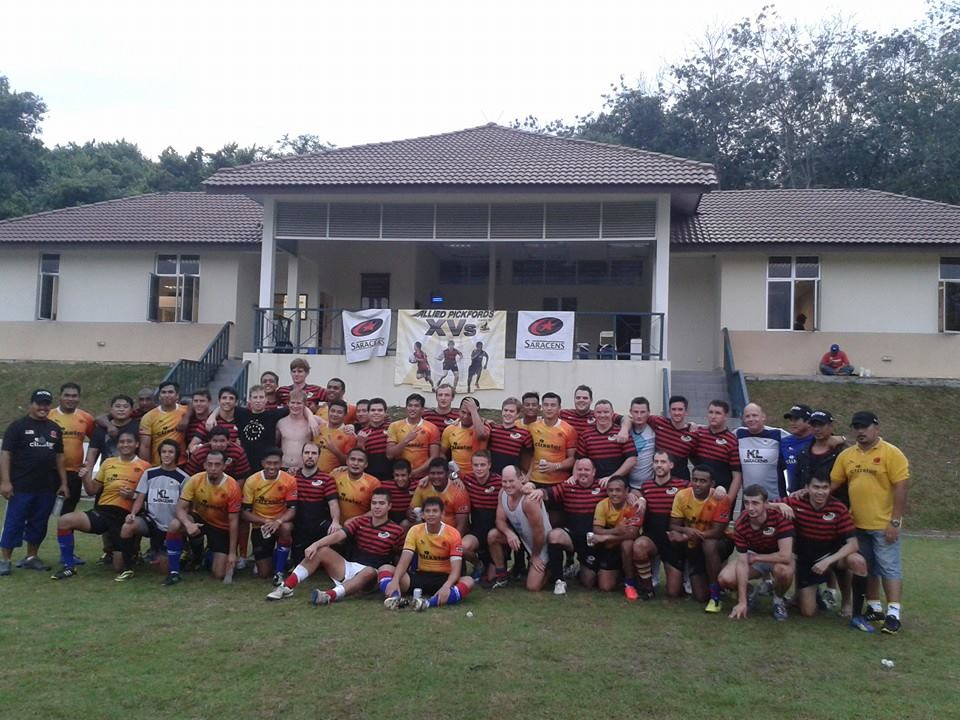 KL Saracens v Malaysia