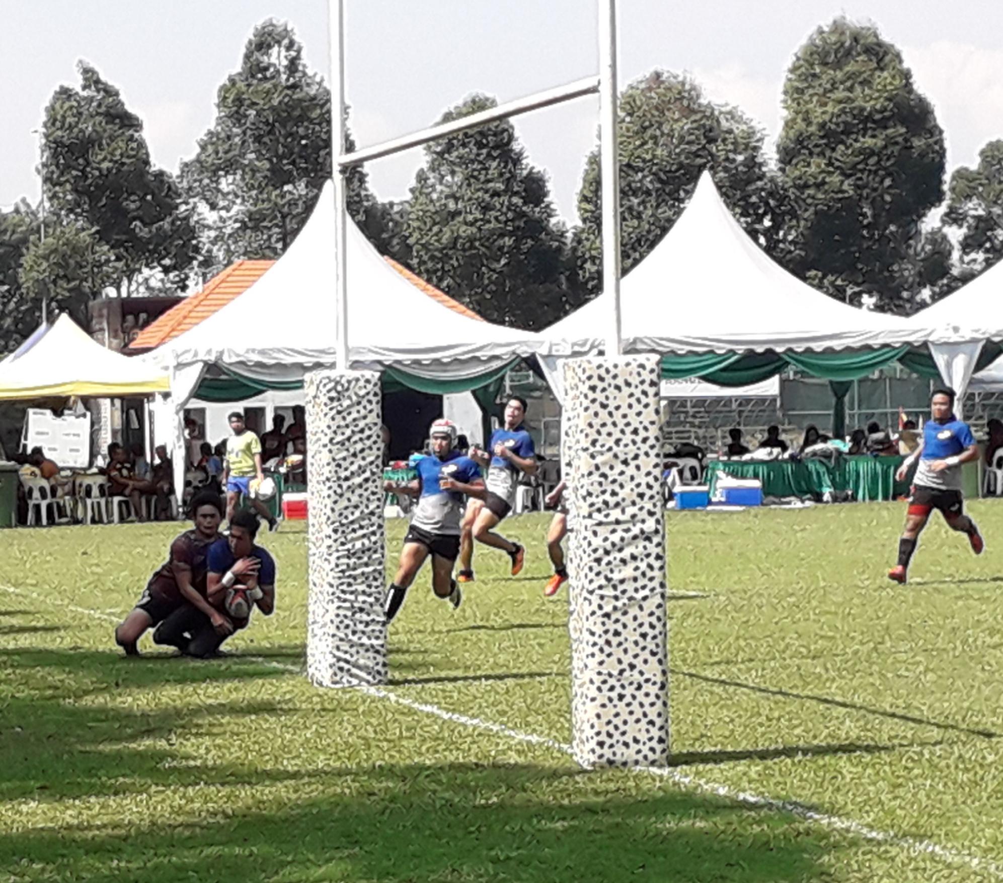 Kl Saracens Highland Games 10s Brings First Half Of The 2018 Rugby Tcash Ramadhan Milo Malaysia Activ Go 1 Nov
